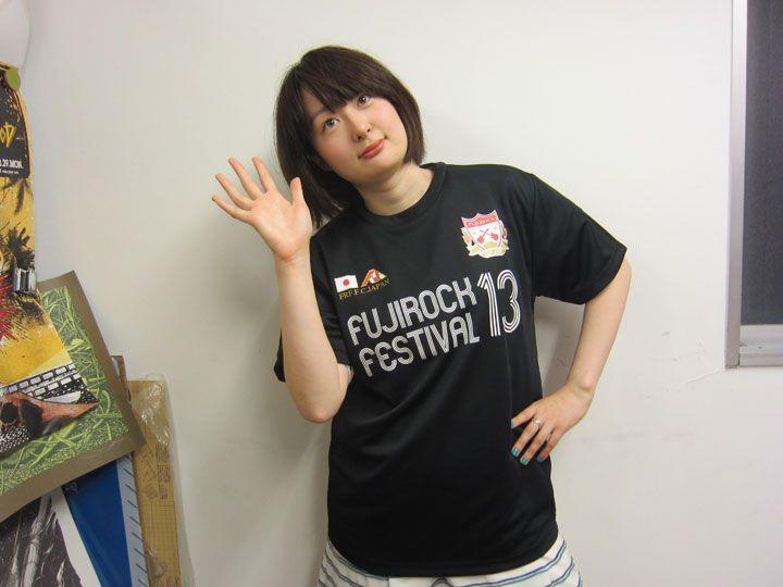 【速報】<フジロック'13>に夏木マリやNAMBA69ら12組が追加発表!【FUJI ROCK FESTIVAL'13】 news130522_ganaban_t