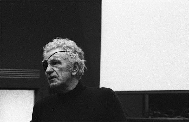 巨匠ニコラス・レイ、幻の映画は劇映画、ドキュメンタリー、現代アートが混然一体となった一大傑作。 news130628_nicholasray_1