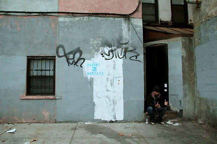 バンクシー「Better Out Than In」現地レポ! アンチ&警察との攻防などで盛り上がるNYCを追った art131025_banksy_ny_4668