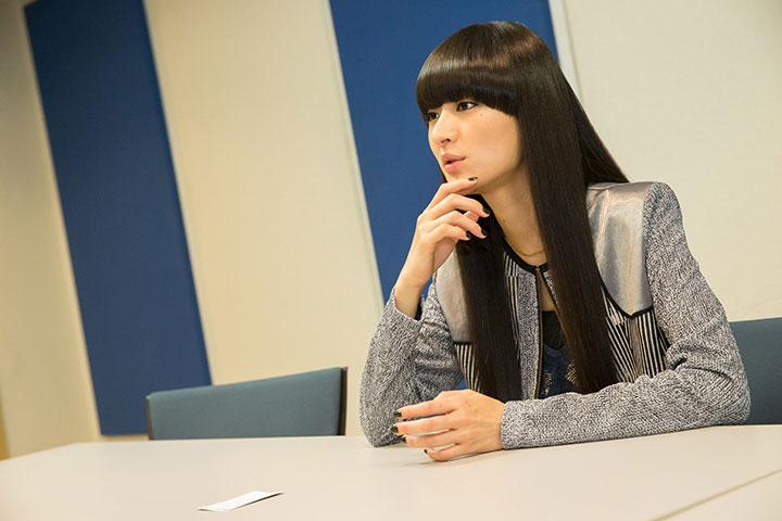 【インタビュー】話題の5000種類ジャケ写に因んだトランプでシシド・カフカの魅力を徹底解剖! interview140129_shishido-kavka_6901