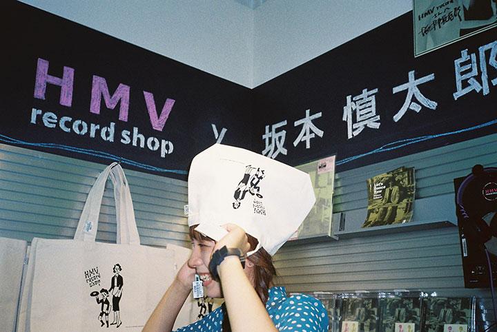 コウキシン女子の初体験 Vol.05 Akane Ishida:HMV record shop 渋谷 music140813_hmv_7