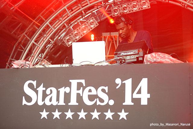 【レポート】HIP HOP/R&Bのレジェンドが集結した<StarFes.'14>、あの素晴らしい夕焼けと名演をもう一度! music140926_starfes_1
