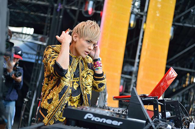 <ULTRA JAPAN 2014>初日来場者2万人が熱狂!世界最高峰フェス最速レポート music140929_ultra-japan_ksuke_2