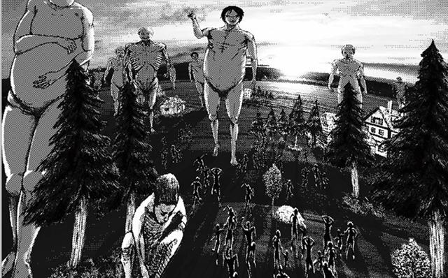 """<進撃の巨人展>特設サイトでオリジナル巨人が作れる""""巨人モンタージュ""""が公開! art141117_kyojin_5"""
