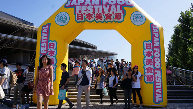 【レポート】外国人から見た<もしもしにっぽんFESTIVAL 2014> collumn141006_listnme_1
