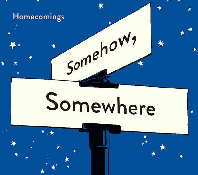 Homecomings、全曲新録の1stフルアルバム詳細発表! music141126_homecomings_2