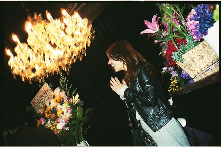 コウキシン女子の初体験 Vol.06 Mayu Yamaguchi:dining&bar KITSUNE food141113_kitsune_entrance_3