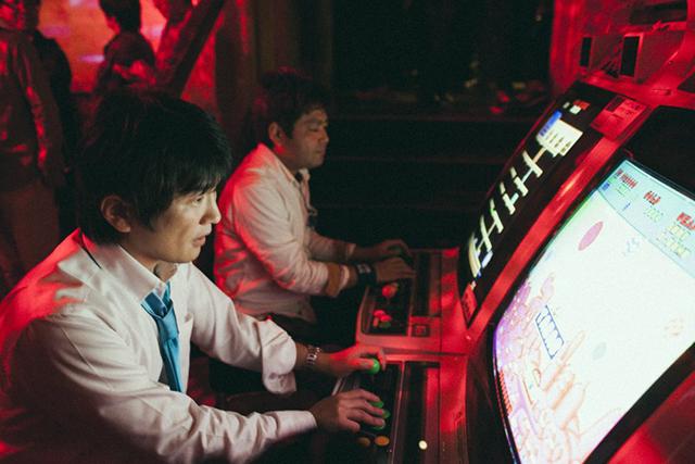 【レポート】ゲーム愛ゆえの奇跡のパフォーマンスに、大・往・生! music141121_1up-cart_2