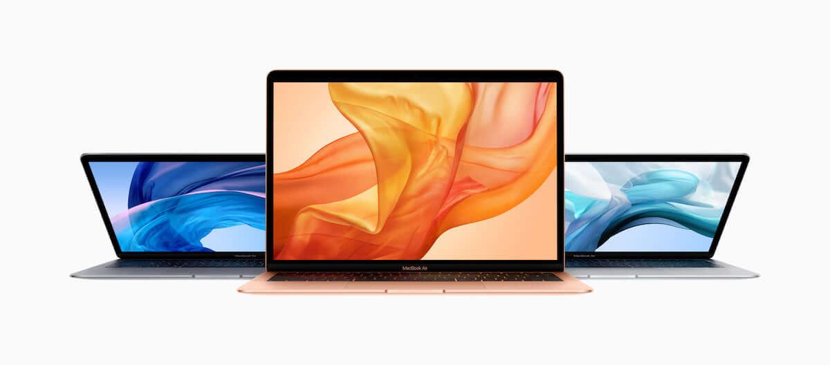 新MacBook Air開封動画が続々公開!写真ではわかりにくい細部をチェック! technology181101_macbook-air_1-1200x528