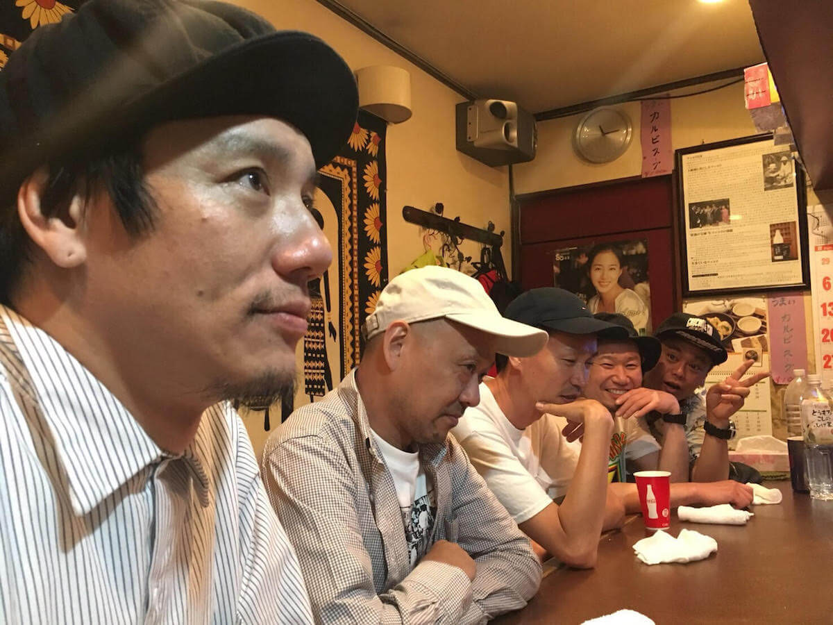 11月4日(日)はスケートデッキ持参で渋谷CLUB HARLEMへ! HARDCORE/PUNKイベント<MYC RIOT 2018>開催 music181101_myc-riot_crocodile-cox-the-disaster