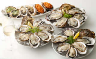 牡蠣の季節がいよいよ到来!生牡蠣食べ放題が開催中!