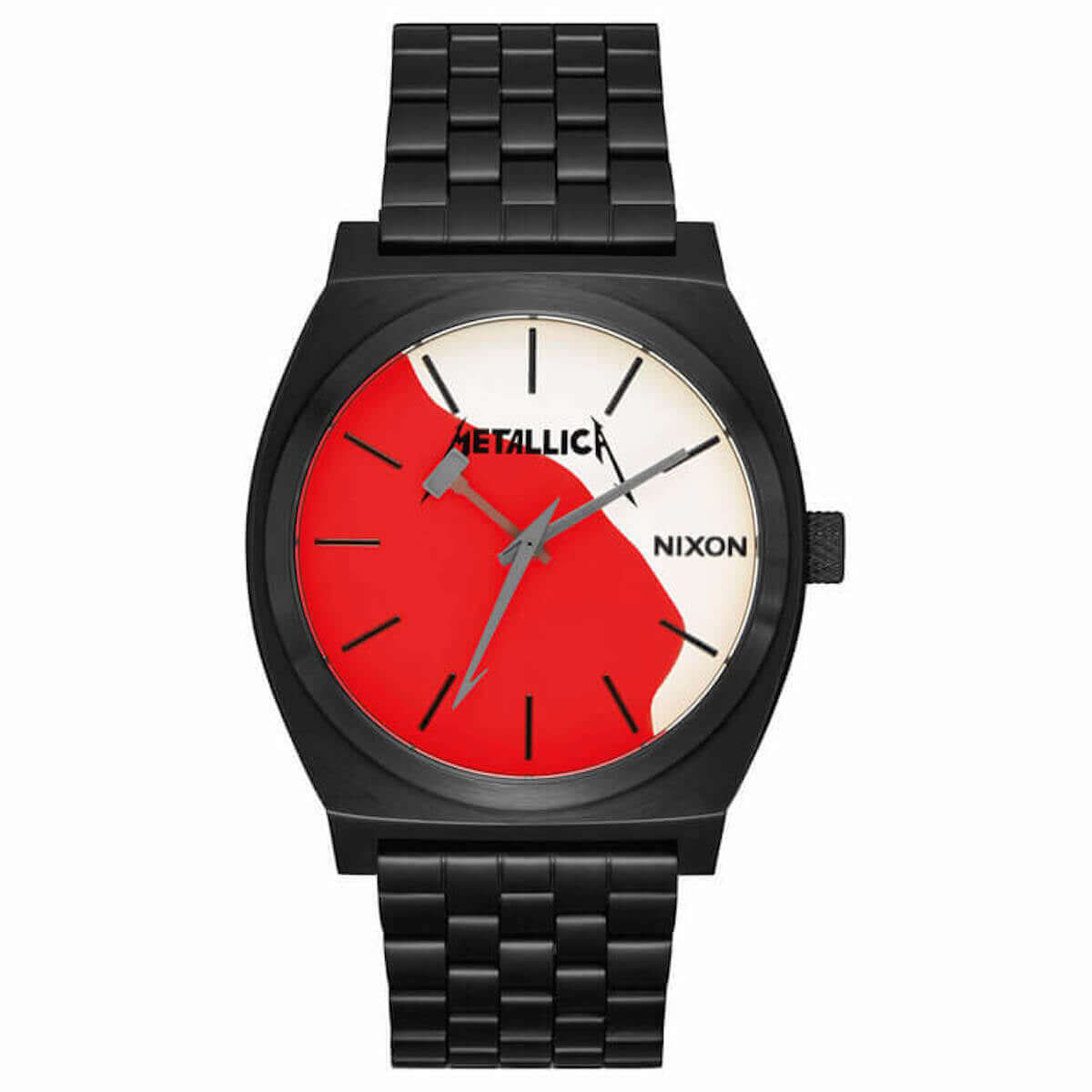 METALLICA X NIXON メタリカの名盤が腕時計に! music181112_nixon-metallica_3-1200x1200