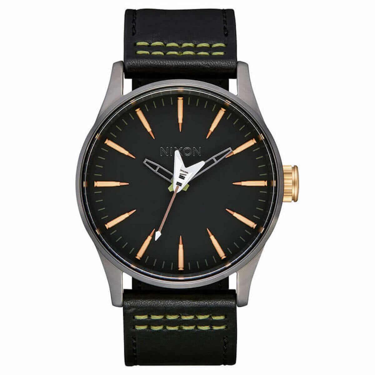 METALLICA X NIXON メタリカの名盤が腕時計に! music181112_nixon-metallica_8-1200x1200
