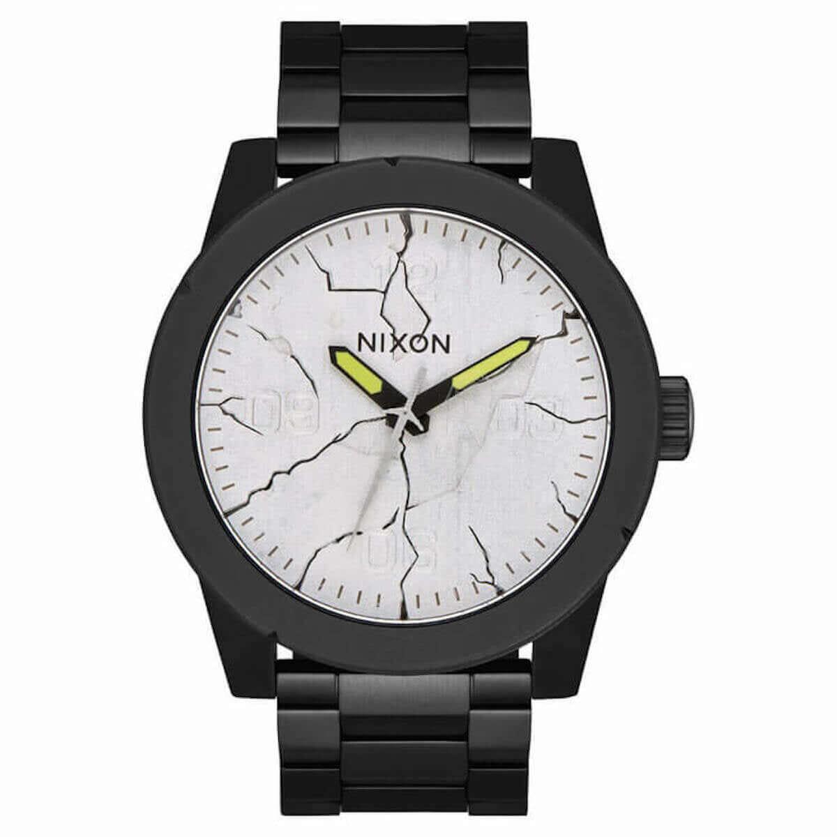 METALLICA X NIXON メタリカの名盤が腕時計に! music181112_nixon-metallica_9-1200x1200