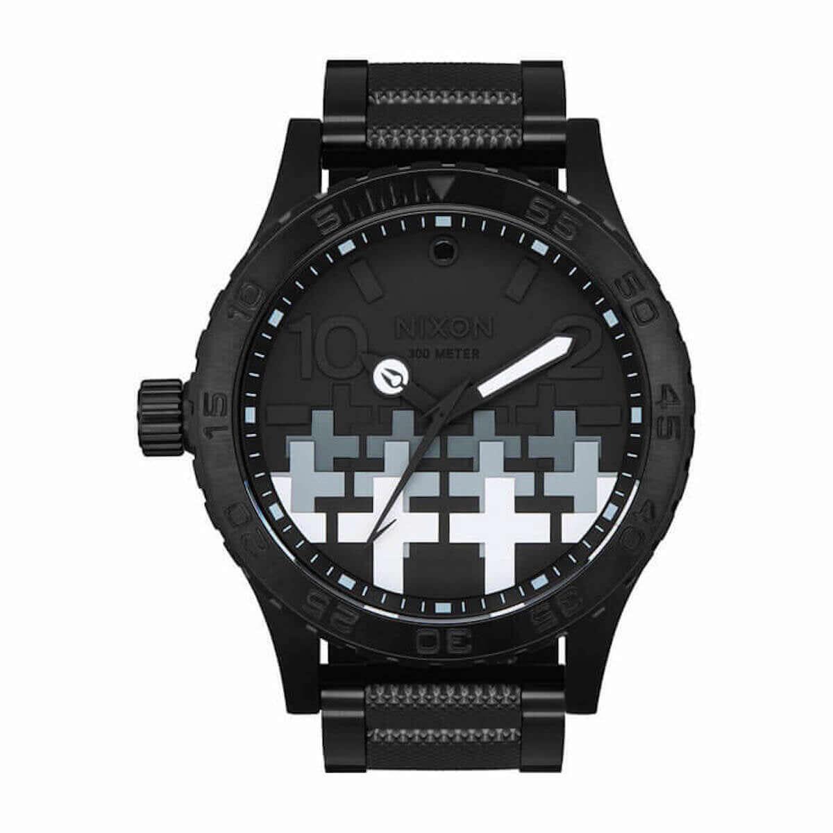 METALLICA X NIXON メタリカの名盤が腕時計に! music181112_nixon-metallica_10-1200x1200