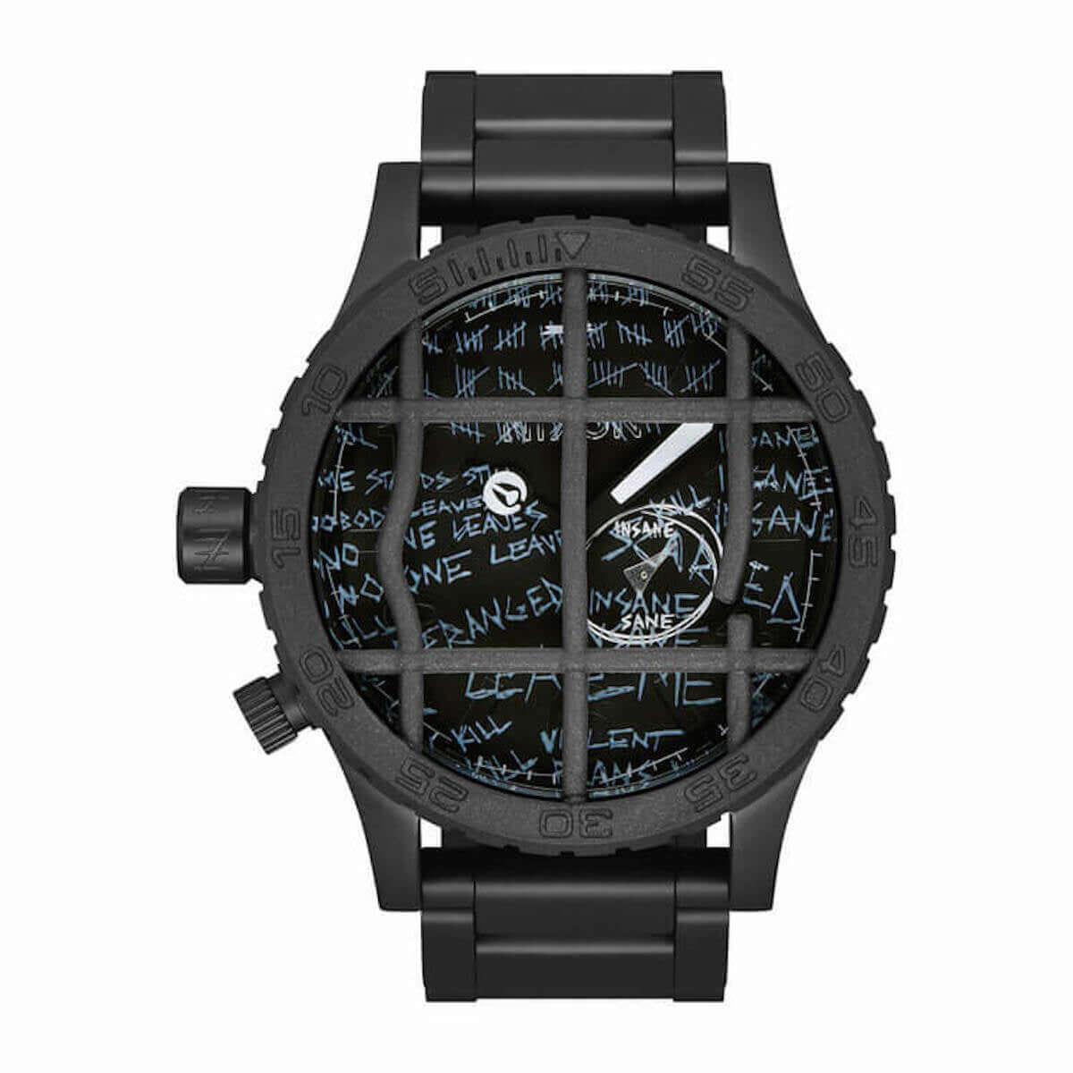 METALLICA X NIXON メタリカの名盤が腕時計に! music181112_nixon-metallica_11-1200x1200