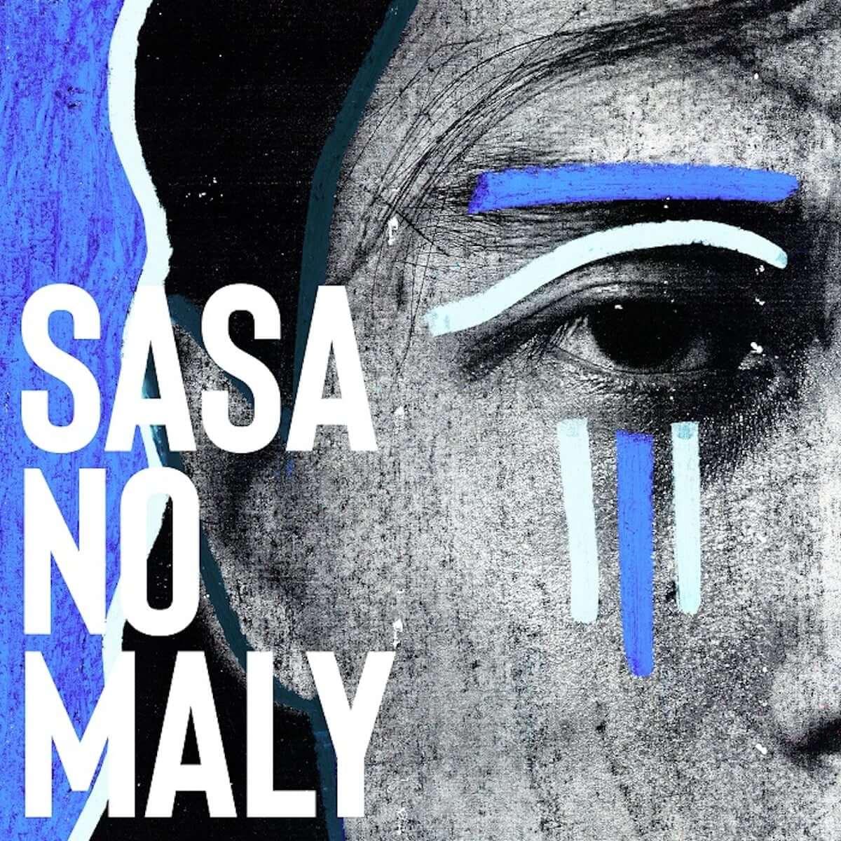 Sasanomaly 1年5か月振り新曲「MUIMI」リリース。UKで活躍するアーティストJoe Cruz が手がけたアートワーク&MV公開! music181115_sasanomaly_2-1200x1200