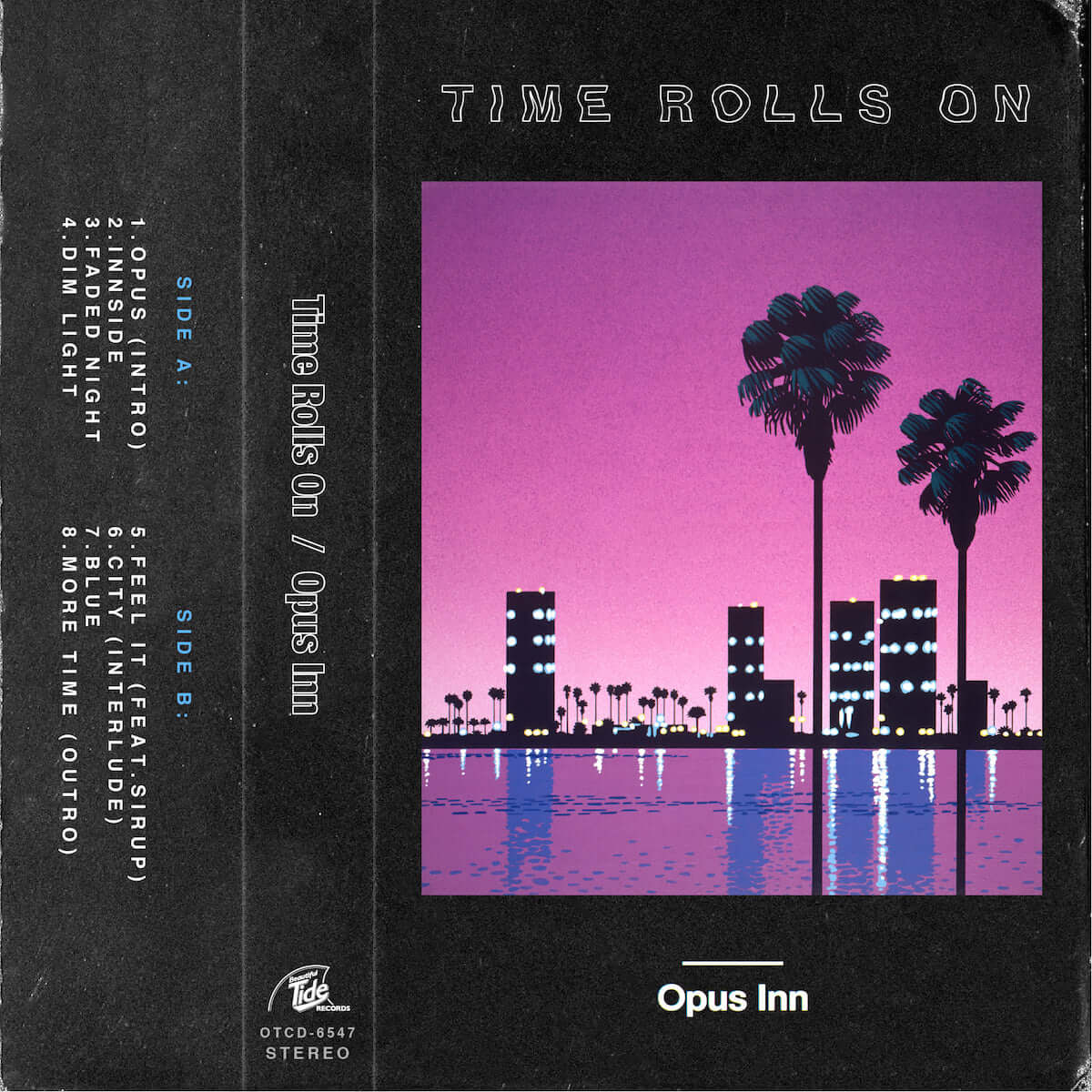 Opus InnがSIRUPをフィーチャーした楽曲「Feel It」のMVを公開 12月にはhotel koé tokyoにてリリパも開催 music181115-opusinn-4-1200x1200