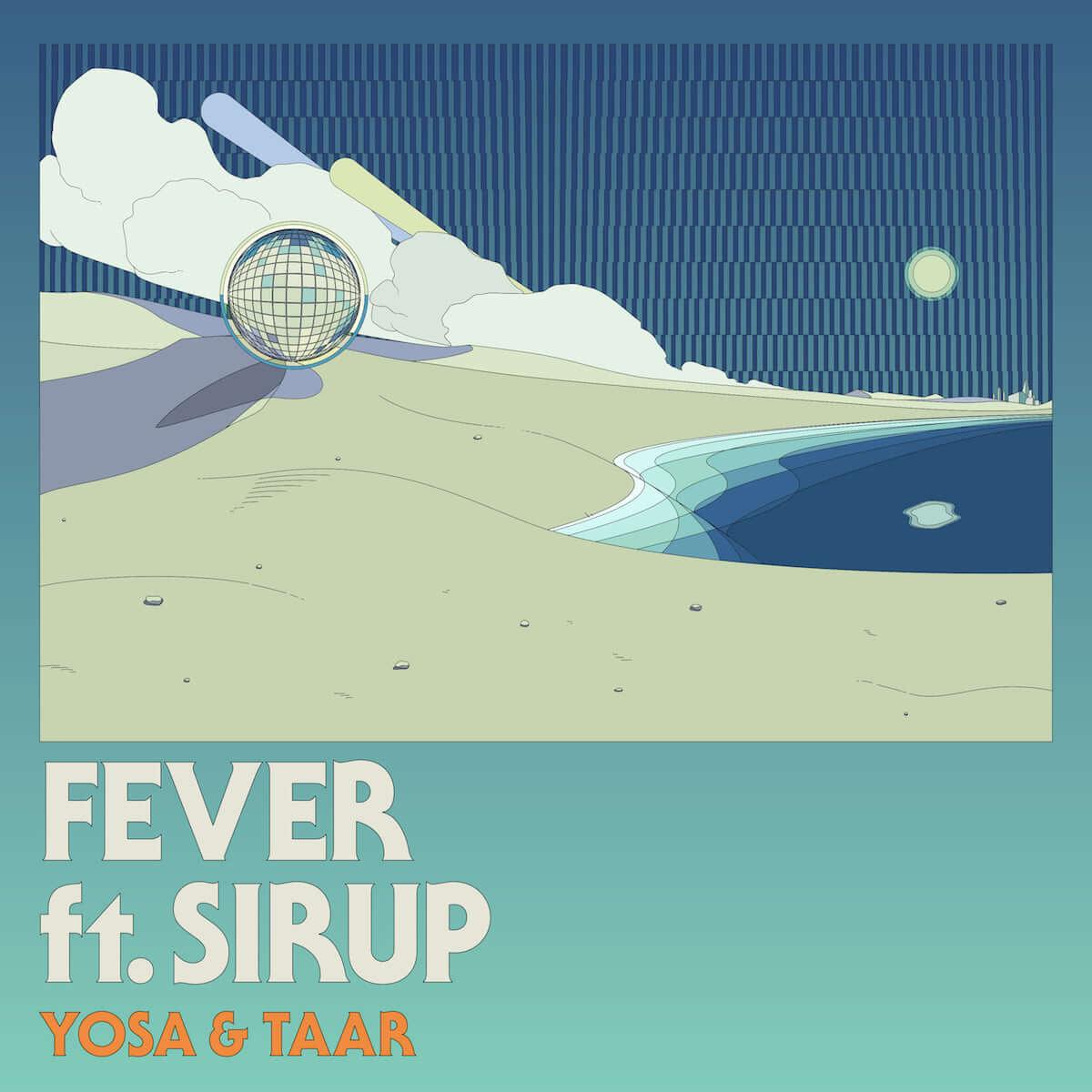 YOSA & TAARがSIRUPを客演として迎えた第2弾シングルをリリース|マスタリングは砂原良徳 music181116-yosa-taar-1-1200x1200