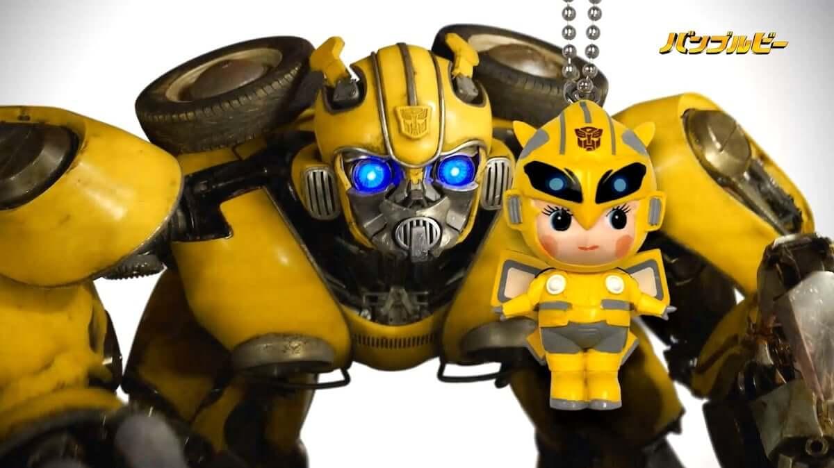 """『トランスフォーマー』最新作は、シリーズ""""はじまり""""の物語。映画「バンブルビー」は2019年3月に公開! film181119-bumblebee-1-1200x674"""