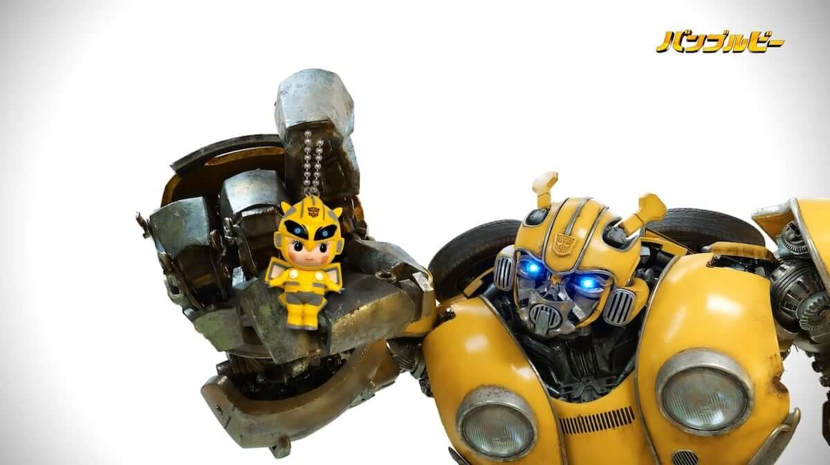 """『トランスフォーマー』最新作は、シリーズ""""はじまり""""の物語。映画「バンブルビー」は2019年3月に公開! film181119-bumblebee-2-1200x672"""