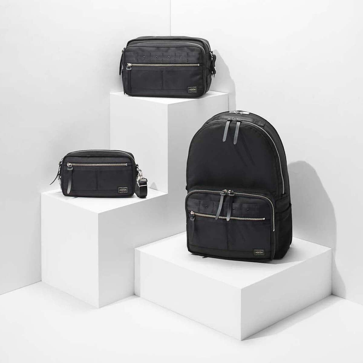 人気バッグブランドを集めたスペシャルストア「Amazon Packs」スタート!PORTERのAmazon限定モデルも fashion181130_packs_3-1200x1200
