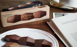 ゴディバ(GODIVA)のチョコレートがセブンイレブンで気軽に買える!ワンコインでお釣りがくるお手頃価格!