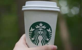LINE Starbucks Coffee
