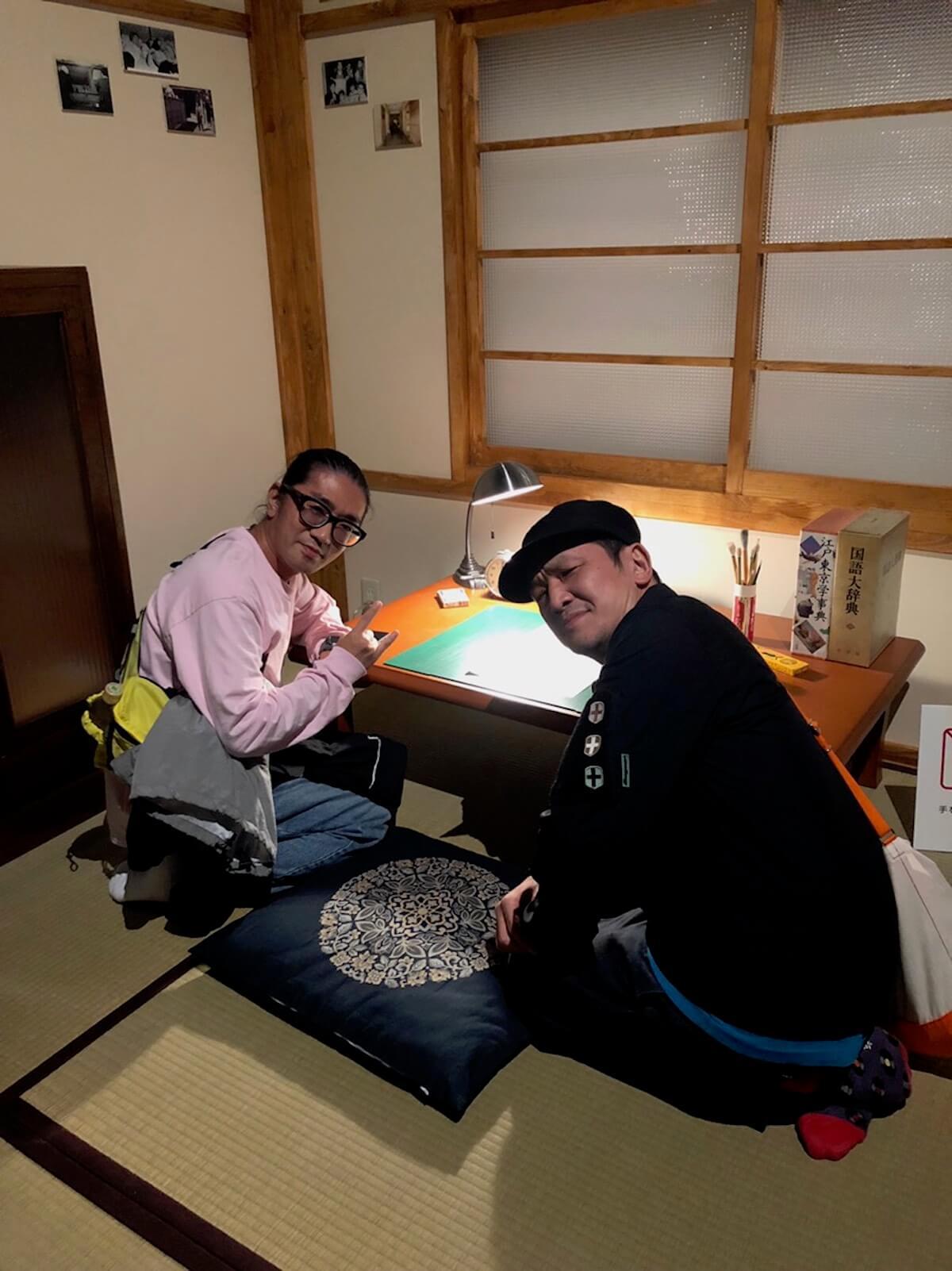 スチャダラANI & セク山 Presents 「談話室044 年末特大号2018」