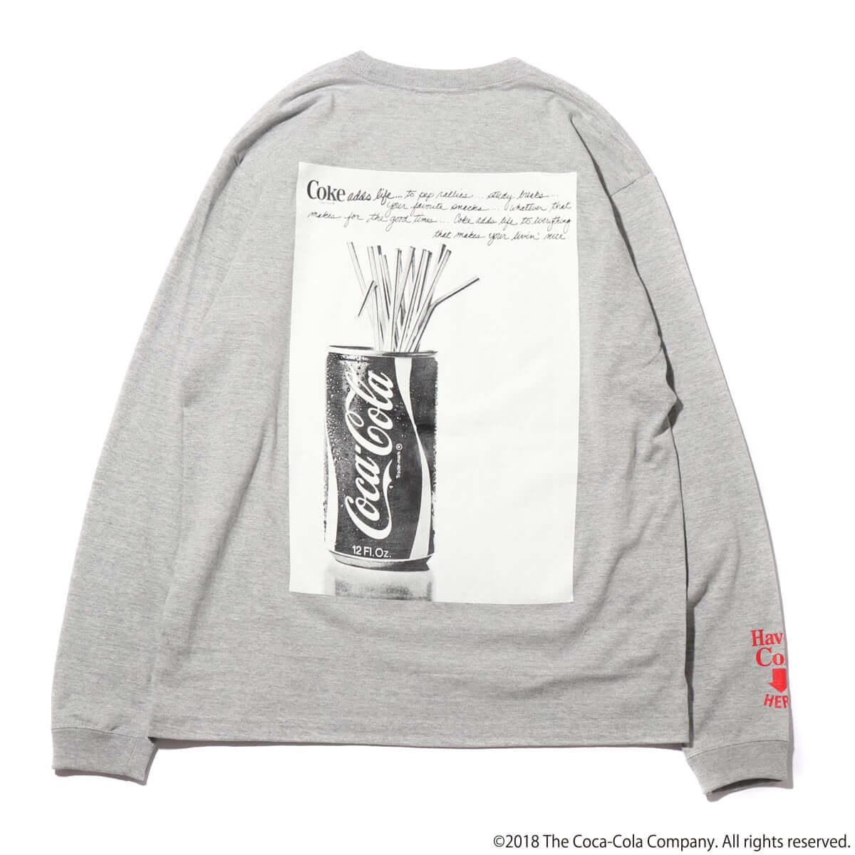 Coca-Cola×Billionaire Boys Club×ATMOS LAB トリプルコラボレーションアイテムが発売 greylstee1-2c-1200x1200