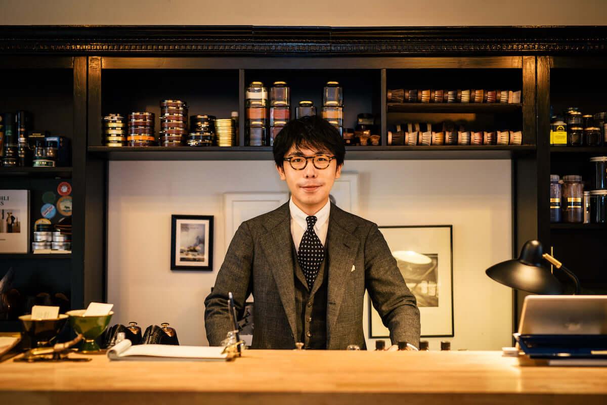 日本一のシューシャイナー、石見豪が語る「靴磨きにも必要なストーリー」 1115_mondo_twtg_2-1200x801