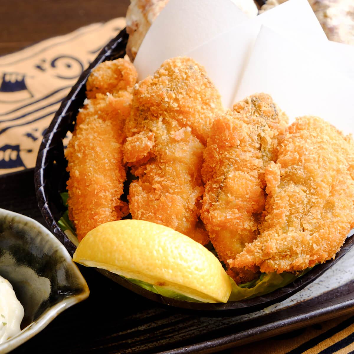 牡蠣好きのための「牡蠣尽くしコース」で牡蠣鍋!牡蠣の湯引き!お刺身!カキフライ! gourmet181214-oyster-4