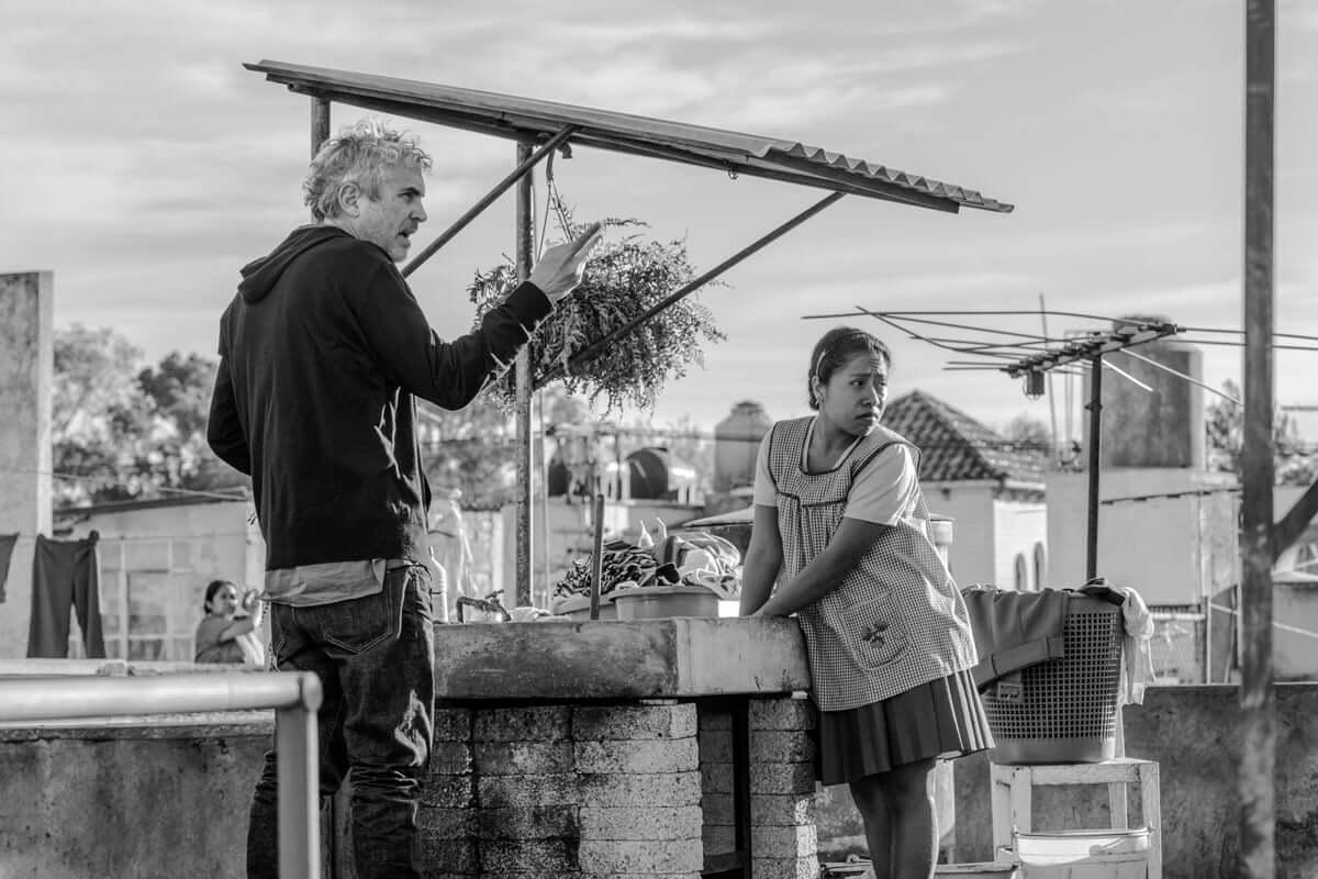 『ゼロ・グラフィティ』監督、最新作。Netflixオリジナル映画『ROMA/ローマ』はモノクロ映像のヒューマンドラマ roma_01-1200x800