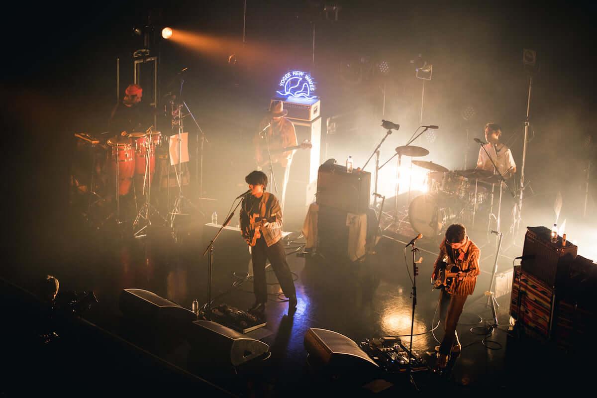 Yogee New Waves「CAN YOU FEEL IT TOUR」最終公演の三宅正一によるライブレポートが到着 music181216-yogeenewwaves-2-1200x800
