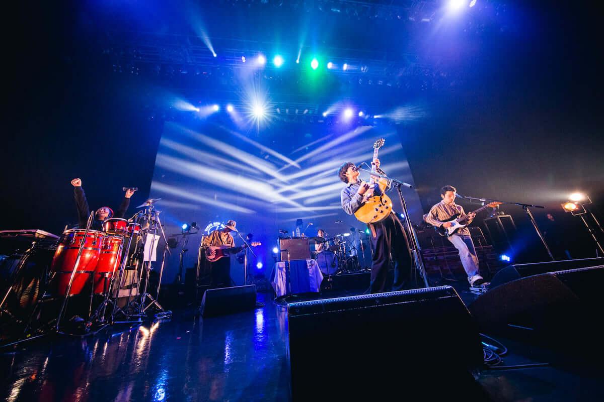 Yogee New Waves「CAN YOU FEEL IT TOUR」最終公演の三宅正一によるライブレポートが到着 music181216-yogeenewwaves-4-1200x800