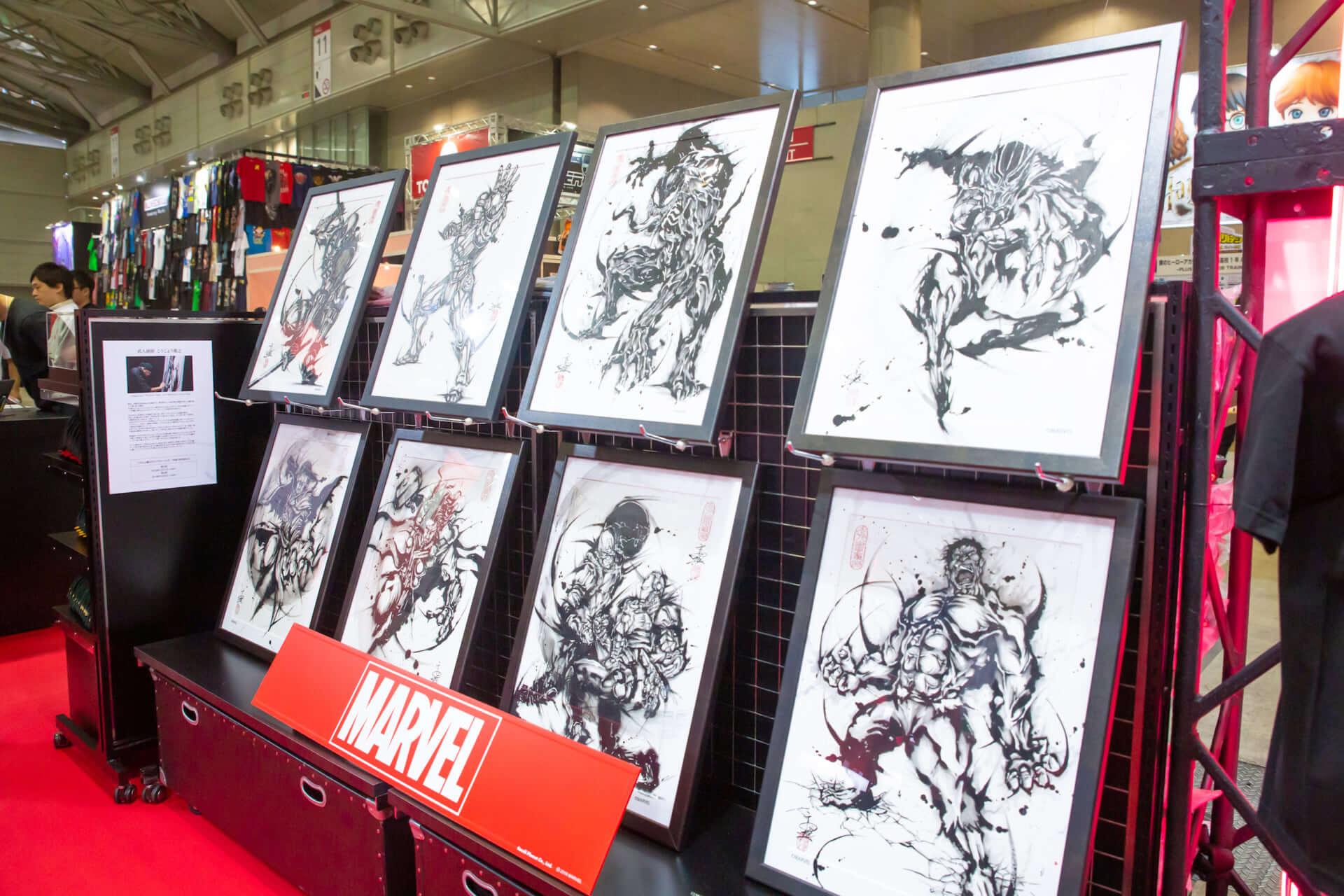 """東京コミコン2018レポート MARVEL人気の""""熱""""を感じにコミコンに行ってみた! art-culture1812-tokyocomiccon-11-1920x1280"""