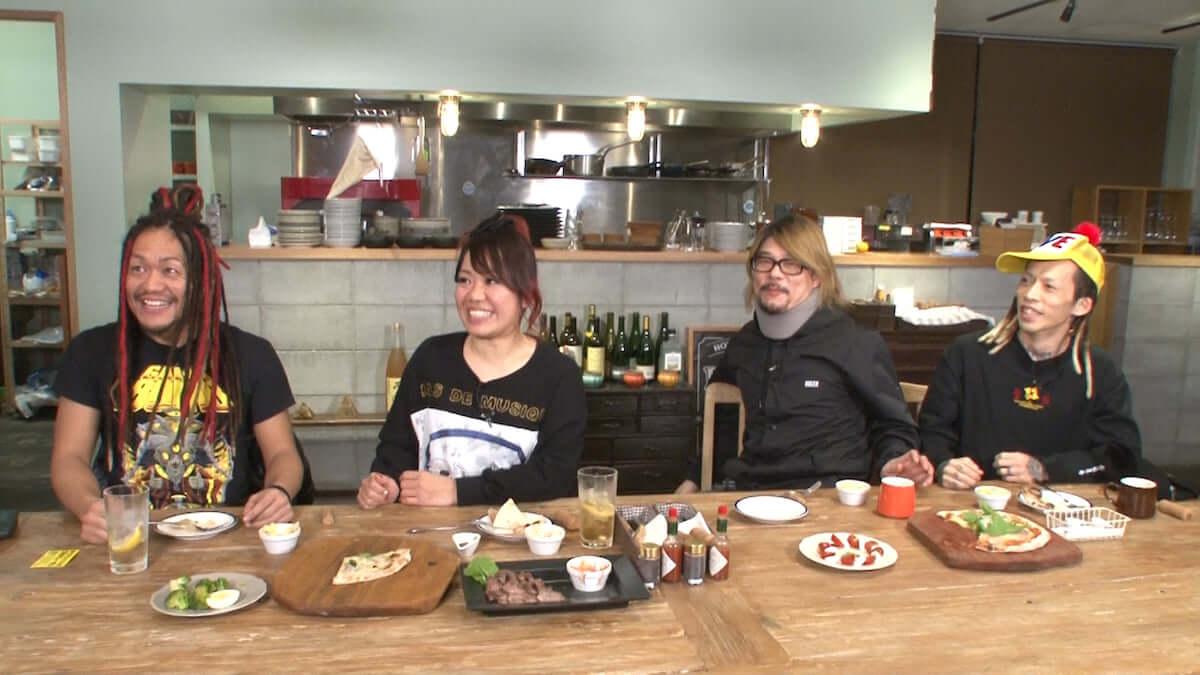 マキシマム ザ ホルモンが特別番組「これからの麺カタコッテリの話をしよう」をクリスマスに放送 art-culture181219-55mth-2-1200x675