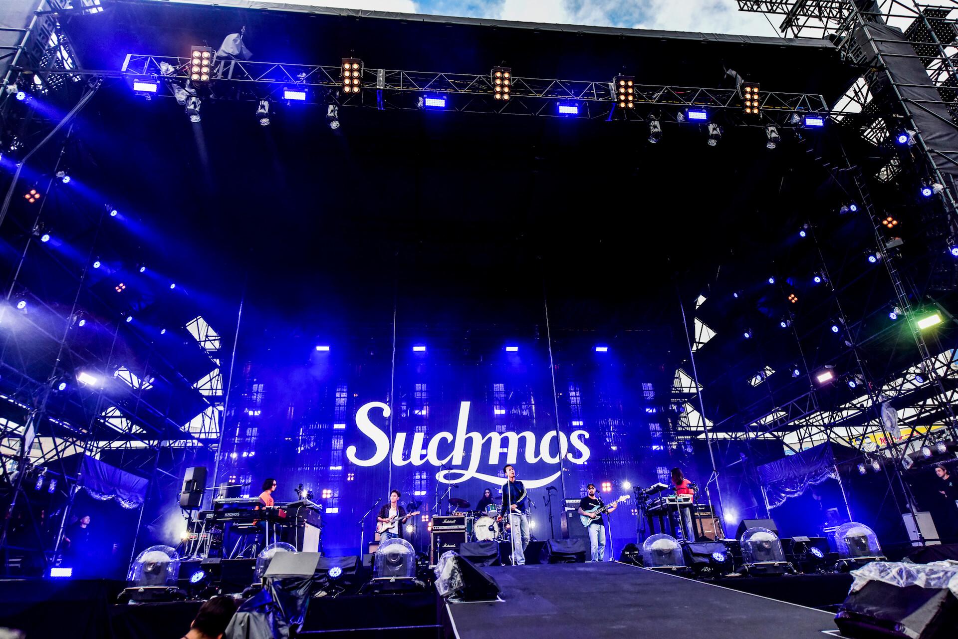 【Photo Documentary】Suchmos THE LIVE 横浜スタジアム 65b88401cb38d8471d7ecb4b8507f9e3