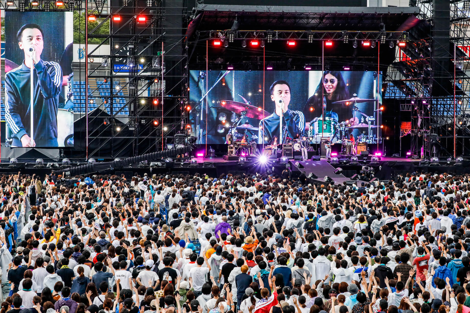 【Photo Documentary】Suchmos THE LIVE 横浜スタジアム ecf10b4fd2d31b91fc5e17cd095c0e70