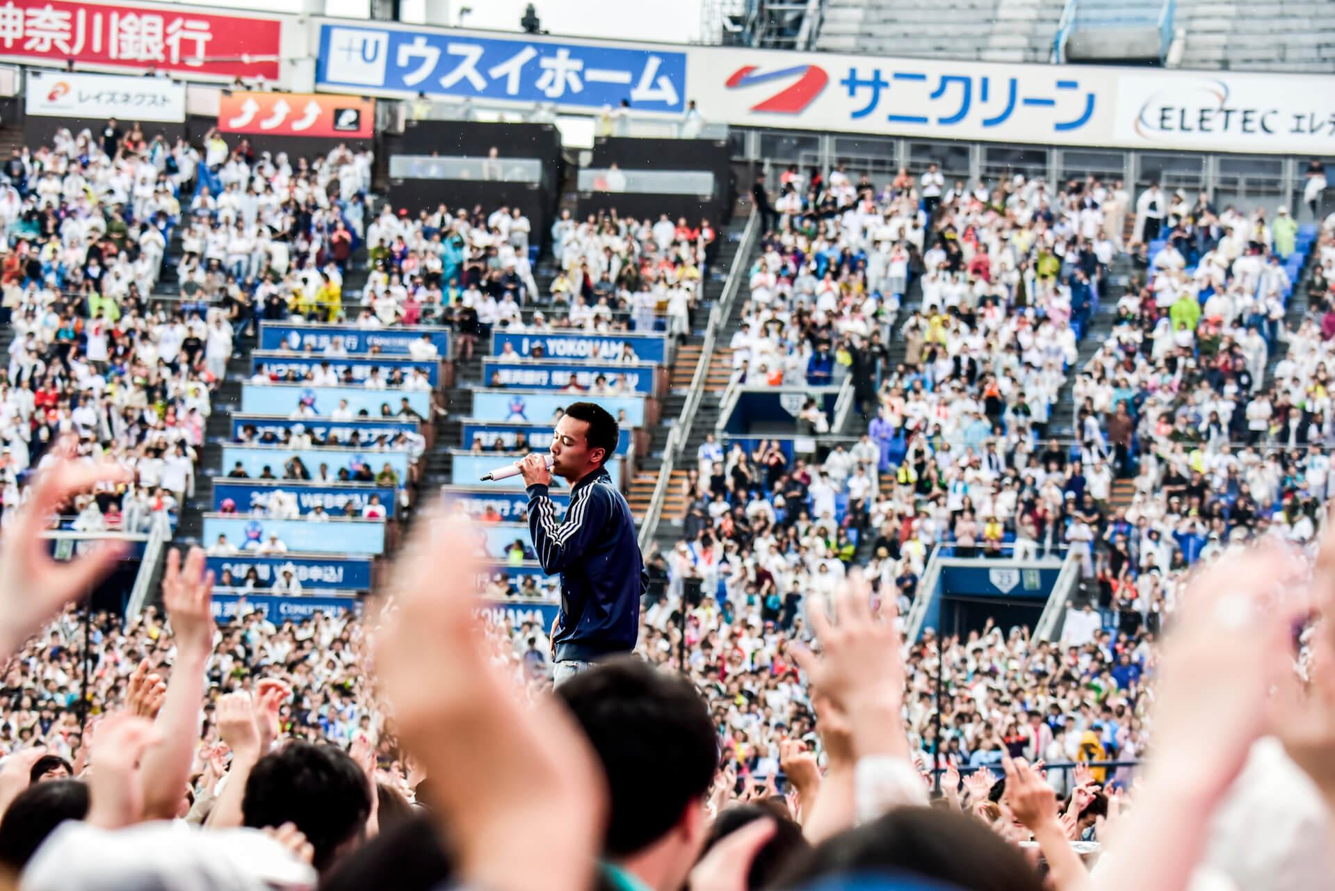 【Photo Documentary】Suchmos THE LIVE 横浜スタジアム 3c114ca7ab82e0deb8653cfb433114bf