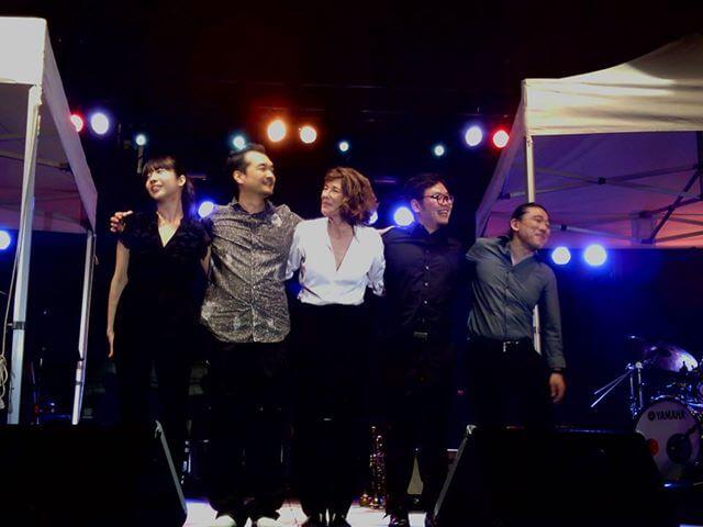 タンジェリン・ドリーム、ソロ、作曲と多彩な顔を持つ世界的ヴァイオリニスト山根星子インタビュー 『ベルリンで生きる女性たち』 Part.5 Jane-Birkin-Tour2011-2013