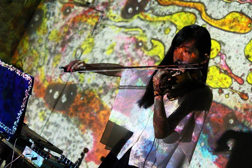 タンジェリン・ドリーム、ソロ、作曲と多彩な顔を持つ世界的ヴァイオリニスト山根星子インタビュー 『ベルリンで生きる女性たち』 Part.5 Tukico2015-Japan-Tour2