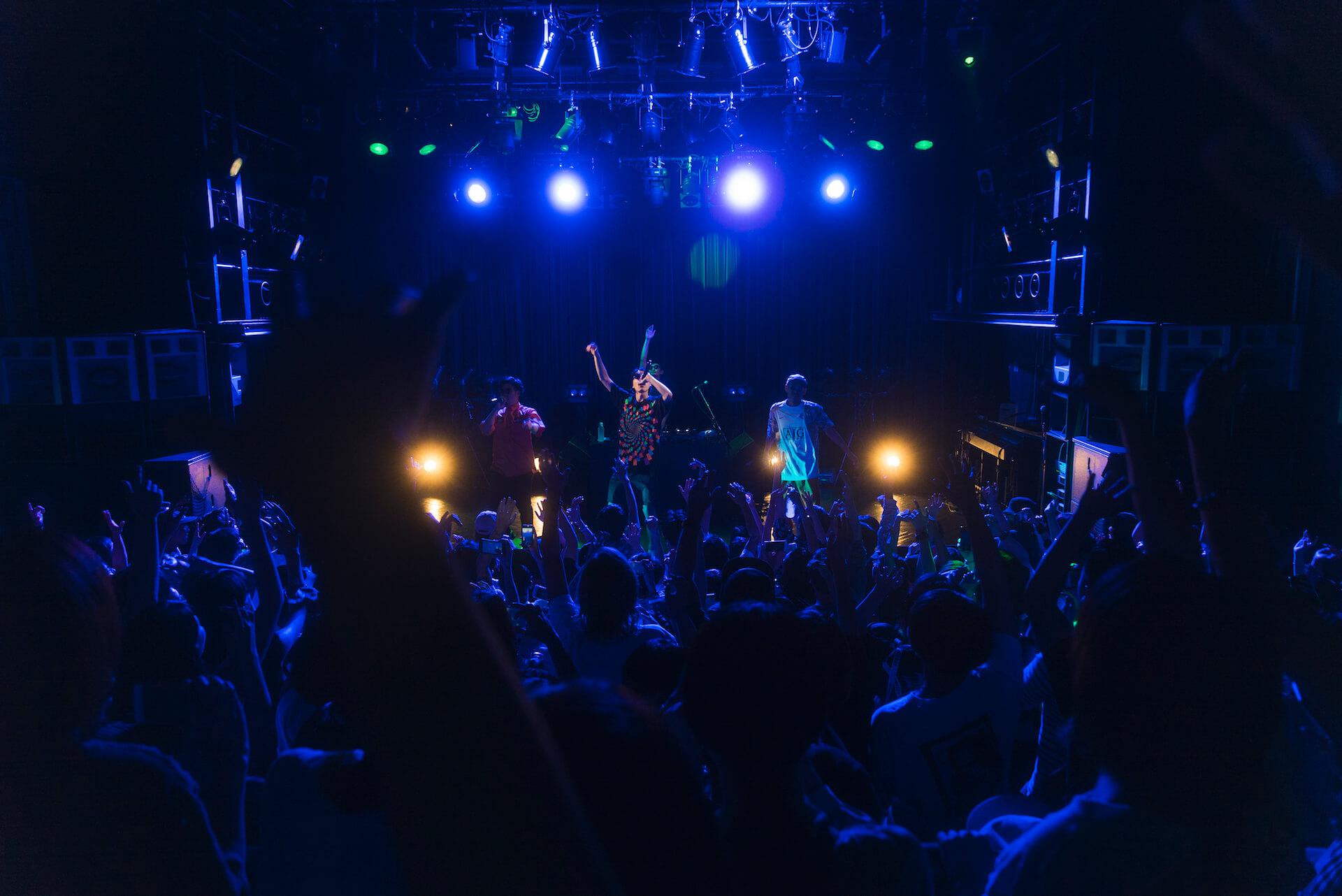 【フォトレポート】TOKYO HEALTH CLUB Presents NINGENDOG ningendog