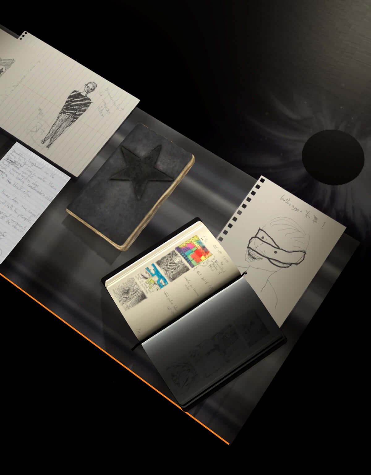 デヴィッド・ボウイ大回顧展「DAVID BOWIE is」が甦るARアプリ、ナレーションがゲイリー・オールドマンに決定 music181229-DBis-06.-1200x1537