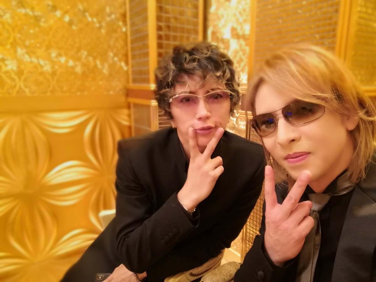 正月の「芸能人格付けチェック」放送中にYOSHIKIのHPがダウン、「紅白」に続きトレンドを席巻する art-culture190103-yoshiki-1-1200x900