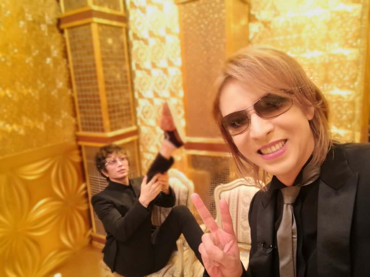 正月の「芸能人格付けチェック」放送中にYOSHIKIのHPがダウン、「紅白」に続きトレンドを席巻する art-culture190103-yoshiki-2-1200x900