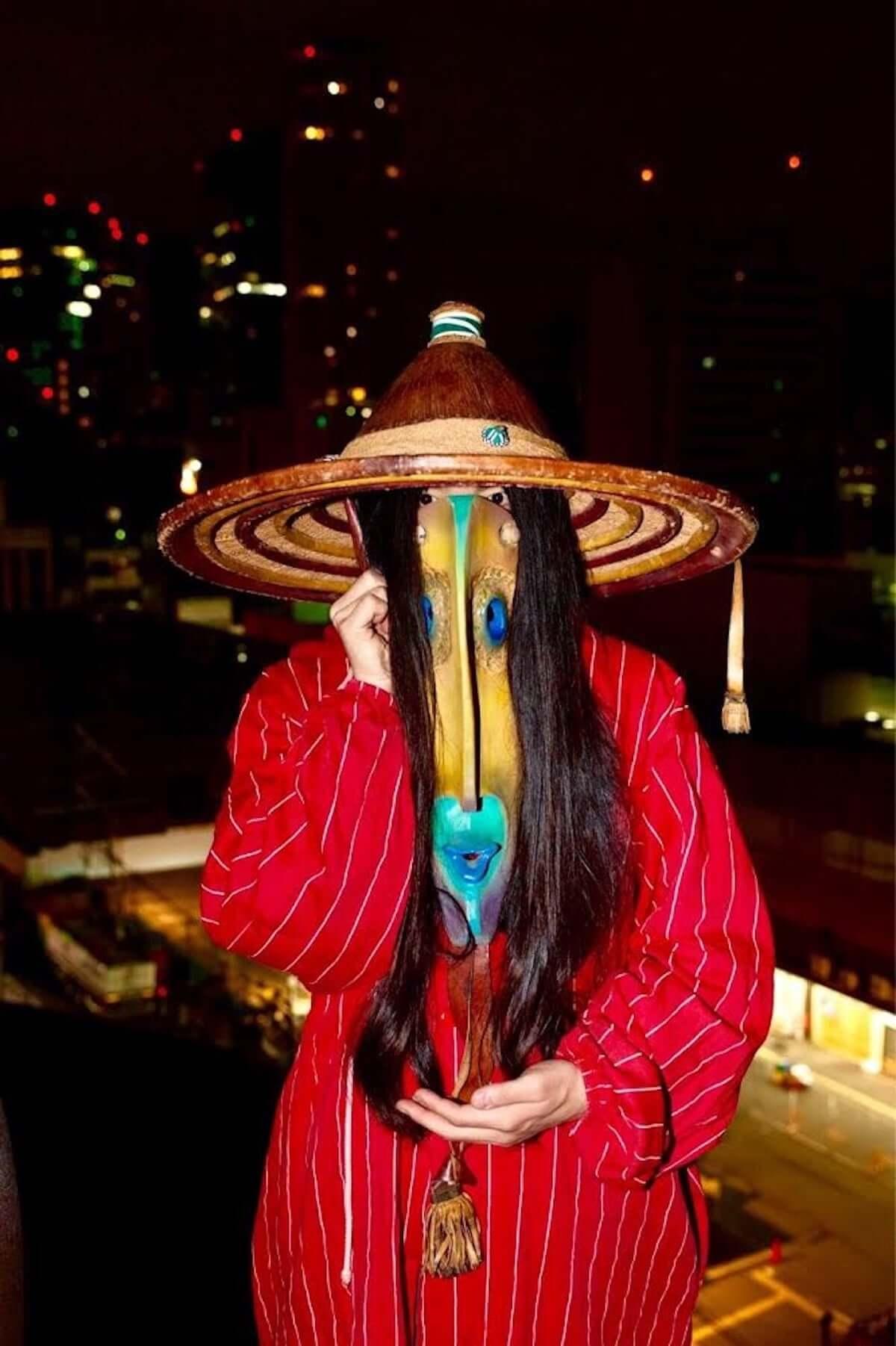 GEZANのマヒトゥ・ザ・ピーポーが新作『不完全なけもの』を2月にリリース|寺尾紗穂や山田碧、岡村基紀らが参加 mahitothepeople-1200x1802