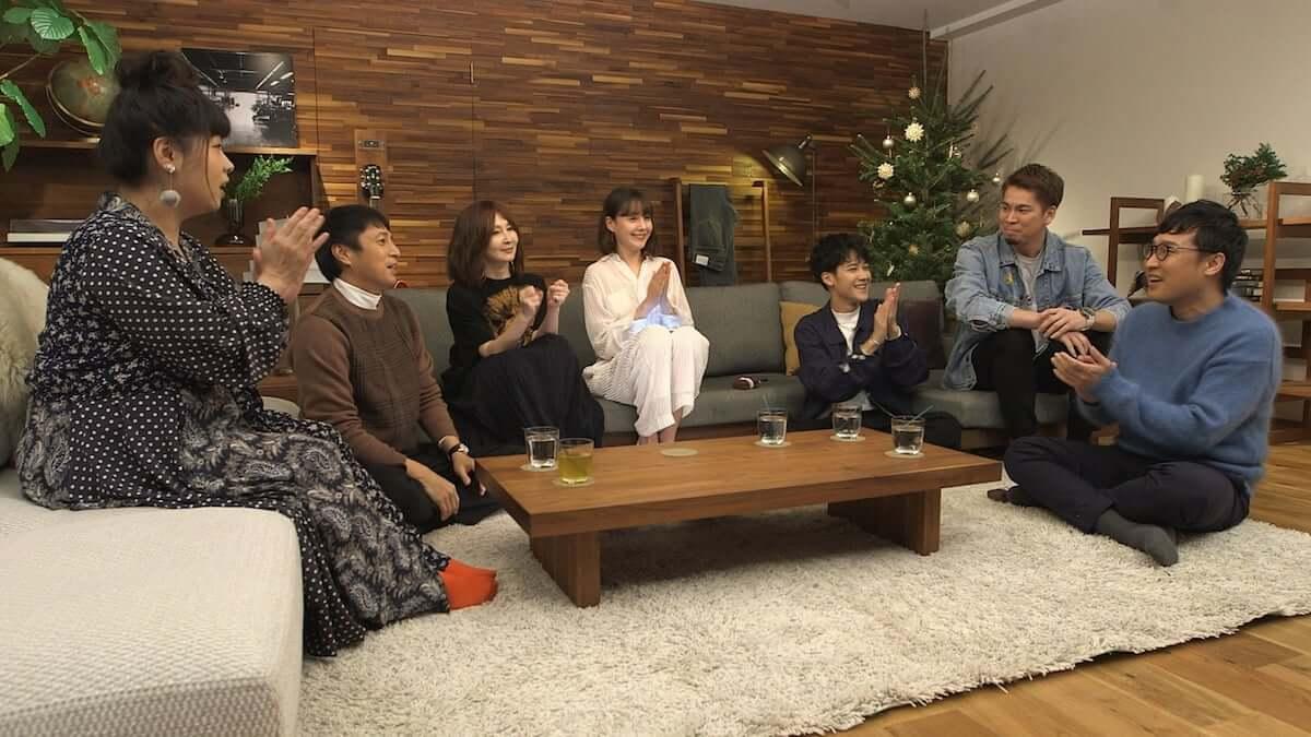 『テラスハウス』にメジャーリーガー前田健太が登場。好きなメンバーはギルティ侍 art-culture190109-terracehouse-1-1200x675