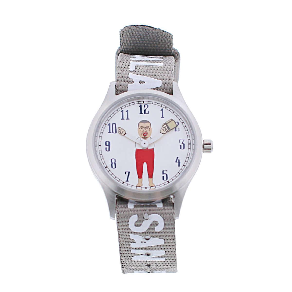 腕時計「TiCTAC」と野生爆弾くっきーのコラボ「ミスティ」と「バランスおじさん」の2種が限定発売 art-culture190109-tic-tac-7-1200x1199