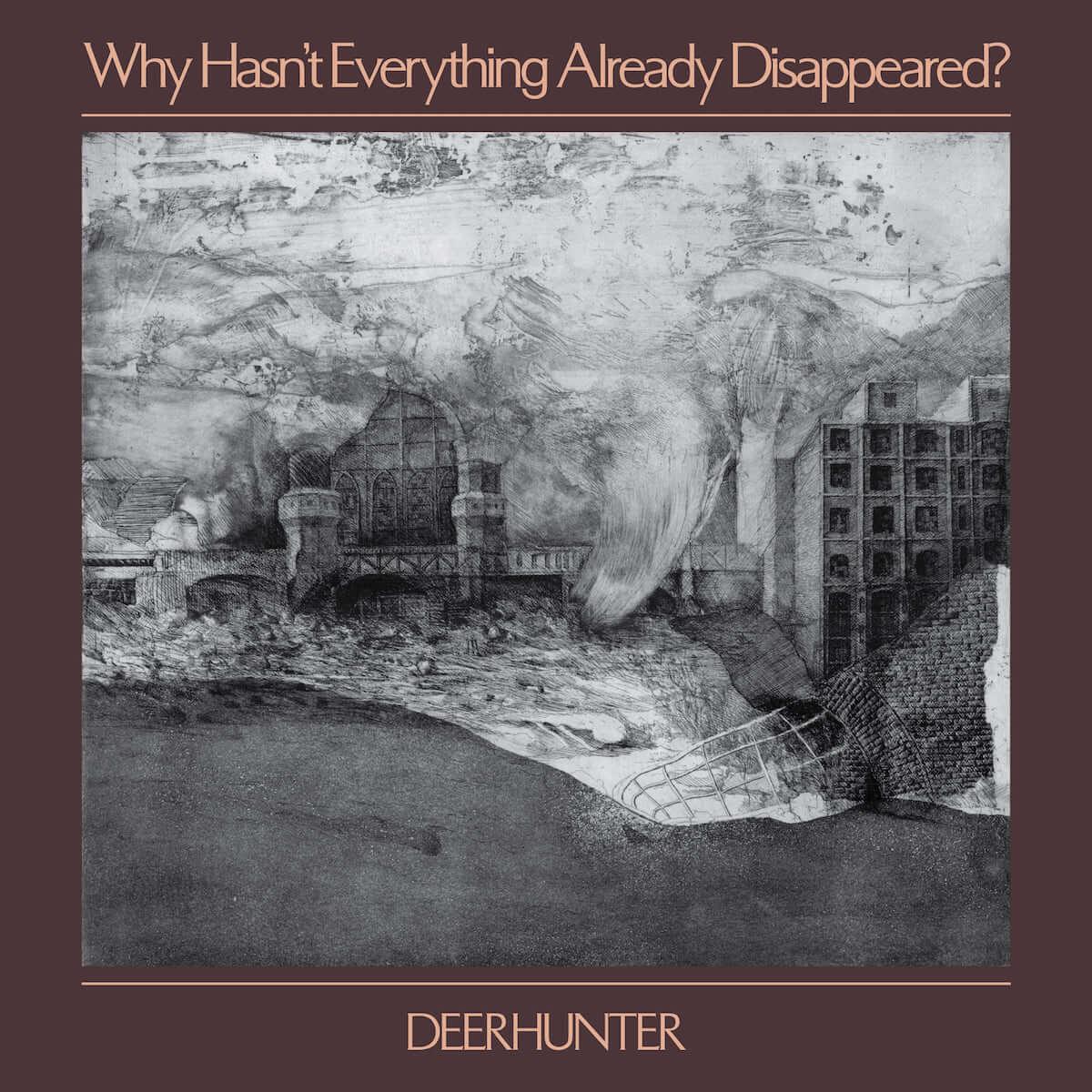 DEERHUNTERが新曲「Plains」公開。今月末に来日公演も music190110-deerhunter-01-1200x1200